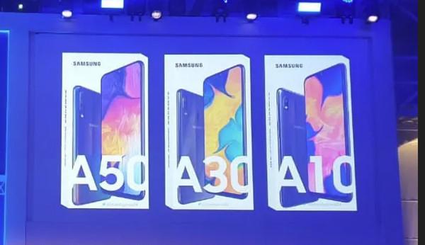 Подробности о смартфонах Samsung Galaxy A70 и A90