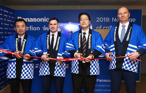 Panasonic открыла производство IP-камер в России