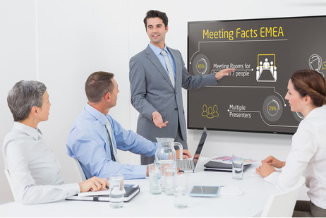 NEC представляет новые профессиональные решения для вывесок