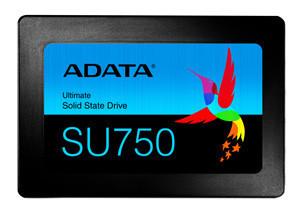 ADATA выпускает 2,5-дюймовые SSD SATA 6 Гбит/с Ultimate SU750