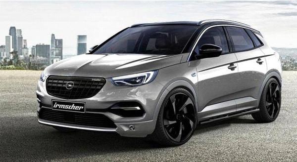 Выбор деталей через каталог запчастей Opel