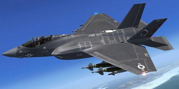 Американские самолеты пятого поколения будут базироваться в ЕС