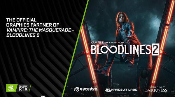 Vampire: The Masquerade - новая игра с поддержкой технологий RTX