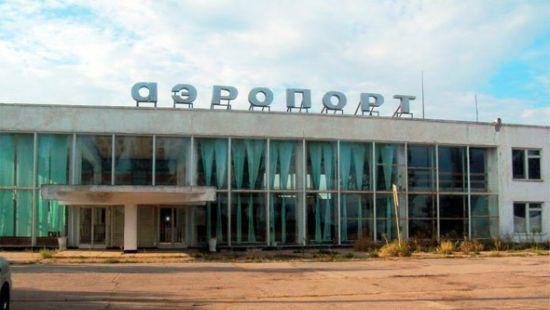 Аэропорту в Мариуполе быть