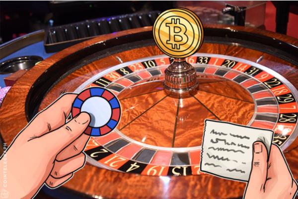 Использование биткоина в онлайн гемблинге
