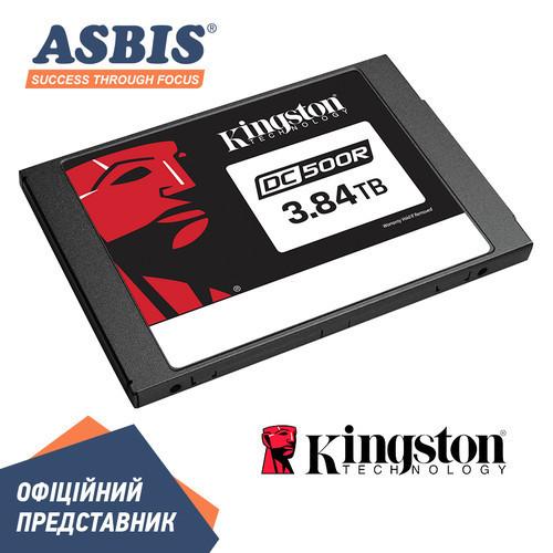 Kingston Digital представила новые SSD для ЦОДов