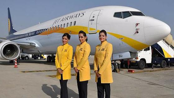Jet Airways на грани, приостановлены все международные рейсы
