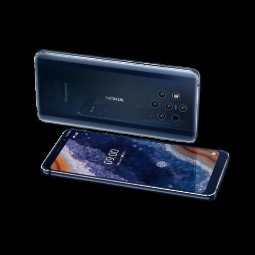 В Украине стартуют продажи Nokia 9 PureView