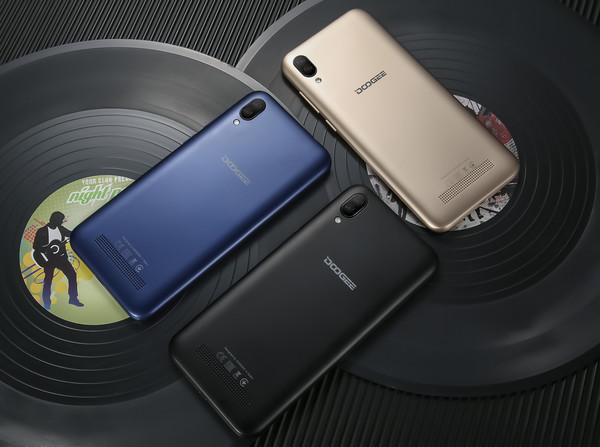 DOOGEE X90 – 6,1-дюймовый дисплей, ультратонкий корпус и емкий аккумулятор