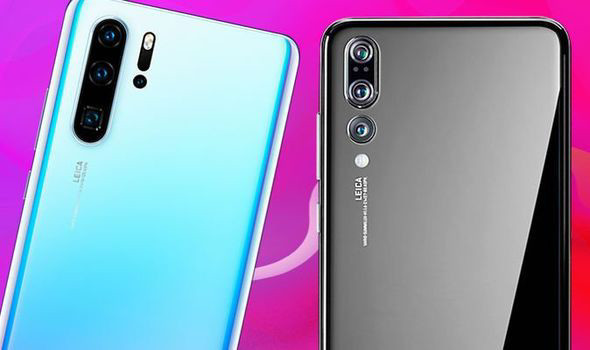 Huawei анонсировала результаты предзаказов на смартфоны Huawei P30 в Украине