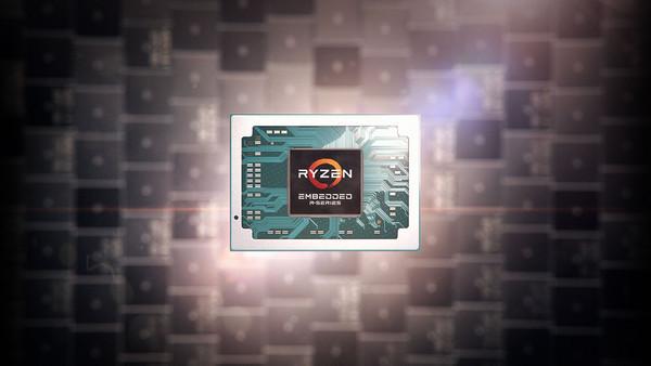 AMD представляет новый Ryzen Embedded R1000