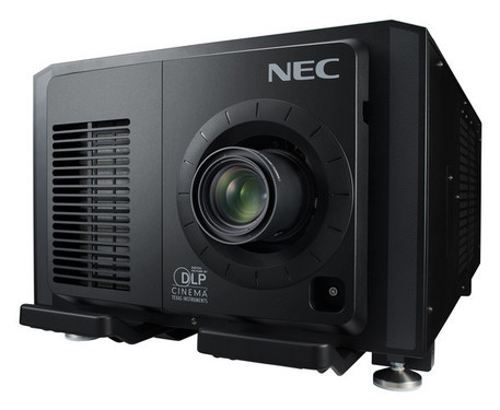 NEC представила первый в мире кинопроектор со сменным лазерным модулем