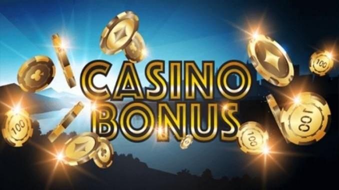 Бонусы казино 2019