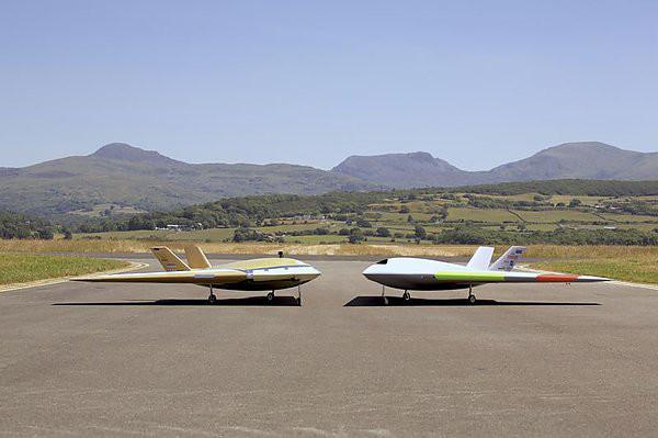 В Великобритании испытали модель самолета без закрылков