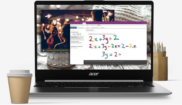 Юг-Контракт начала продажи новых ноутбуков Acer Swift