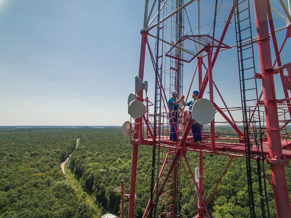Киевcтар подключил 281 населенный пункт к 4G-связи