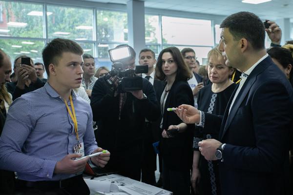 Киевстар и Министерство образования назвали победителей Фестиваля инноваций