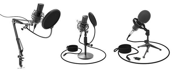 RDM-160, RDM-175 и RDM-180 - новые микрофоны Ritmix