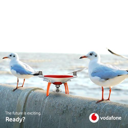 Украинцы смогут пользоваться интернетом Vodafone за рубежом дешевле
