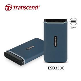 Transcend представляет высокоскоростной портативный SSD - ESD350C