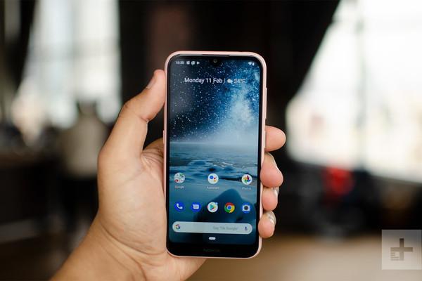Новый смартфон Nokia 4.2 - старт продаж в Украине