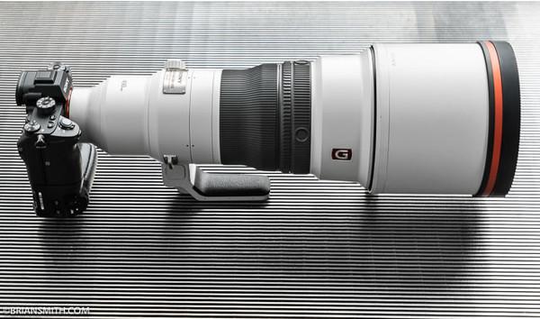Sony a6400 и телеобъектив Sony FE 400mm F2.8 GM OSS вышли на украинский рынок