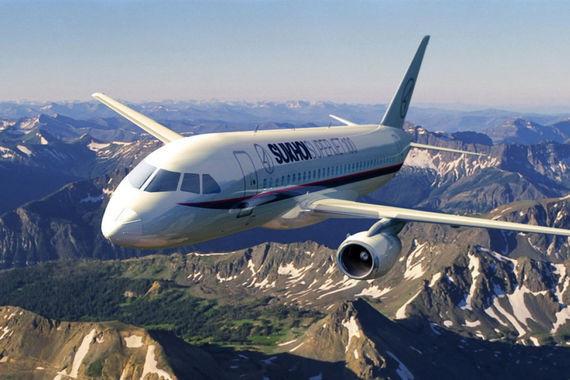 В РФ пассажиры массово отказываются летать на самолёте SSJ-100