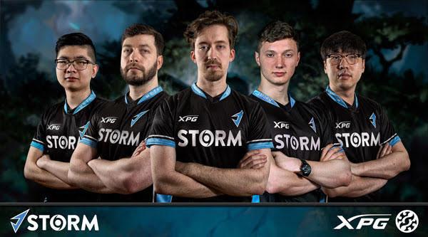 XPG объявляет о партнерстве с североамериканской командой Esports J.Storm