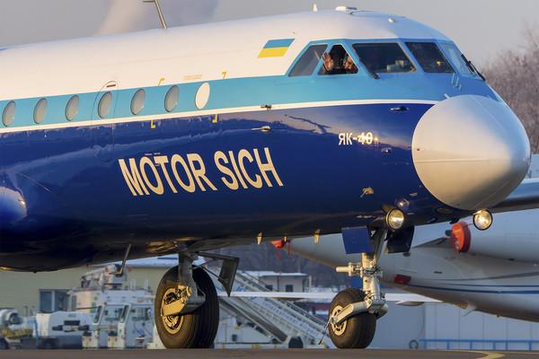 Мотор Сич будет летать из Киева в Ужгород