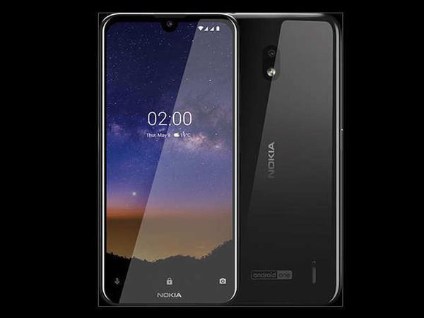 Nokia 2.2 доступен в Украине по цене 100 евро