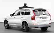 Uber представляет новые беспилотные автомобили