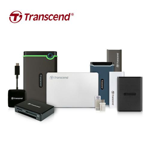 Transcend представляет широкую линейку продуктов с USB Type-C
