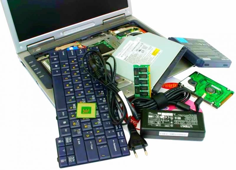 Интернет-магазин комплектующих для ноутбука Zeto