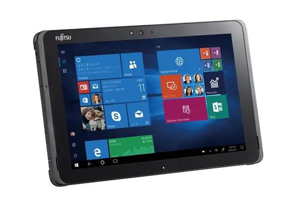 Fujitsu STYLISTIC Q509 - прочный планшет на Windows