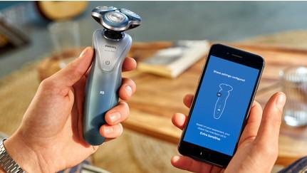 Philips представляет новые бритвы для чувствительной кожи