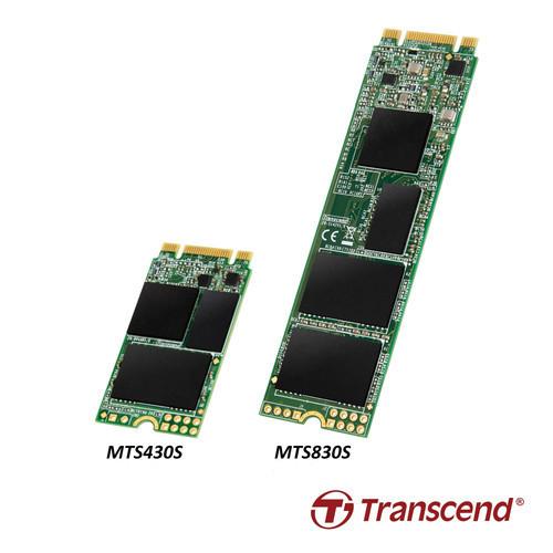 Transcend представляет новые M.2-накопители для портативных устройств