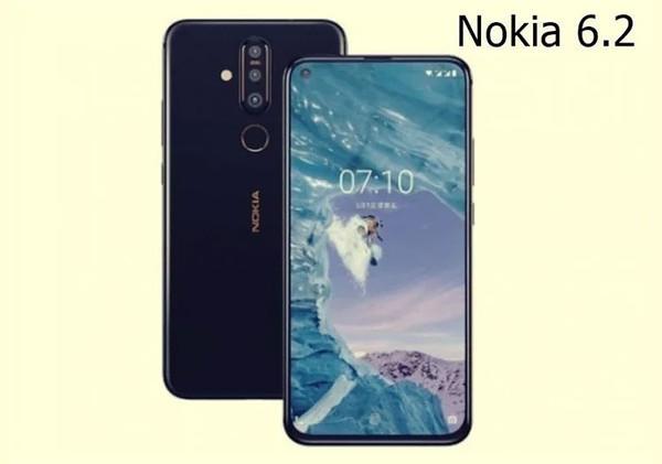 Смартфон Nokia 6.2 – опубликованы характеристики и стоимость