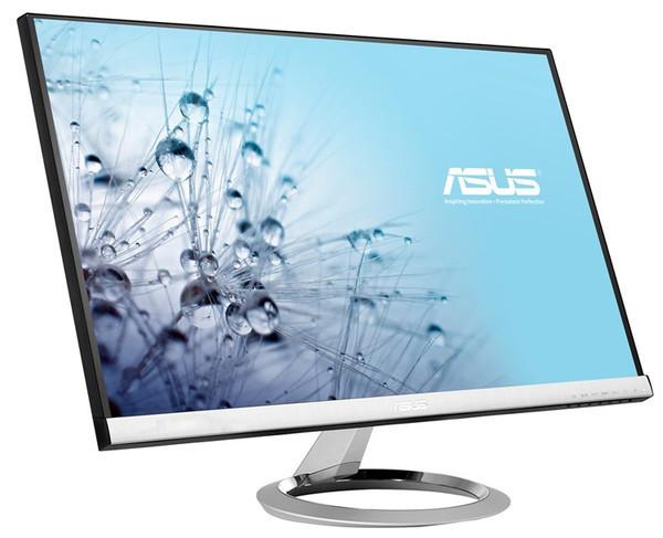 ASUS представила 25-дюймовый безрамочный монитор Designo MX259HS