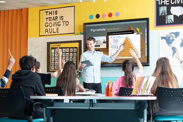 ViewSonic стала партнером Google в сфере образования