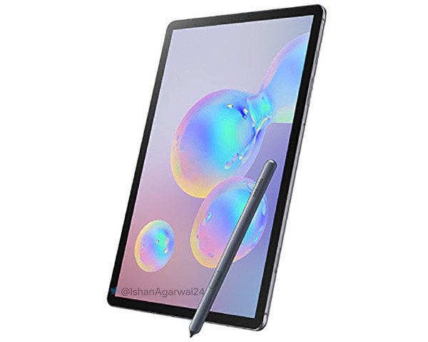 Технические характеристики планшета Samsung Galaxy Tab S6