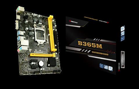 BIOSTAR выпустила плату H310MHP Micro ATX