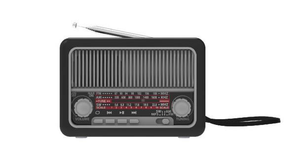 Новые FM-приемники Ritmix с дизайном под ретро