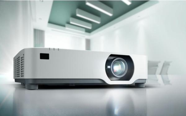 NEC выпускает сверхтихий и функциональный лазерный проектор
