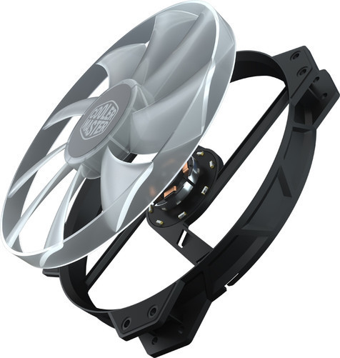Cooler Master представила корпусный вентилятор MasterFan MF200R ARGB