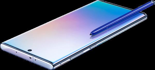 Презентация Samsung Note 10