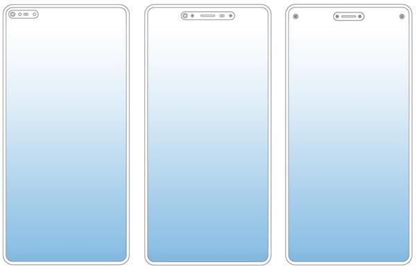 Xiaomi готовит анонс смартфона с отверстием в экране
