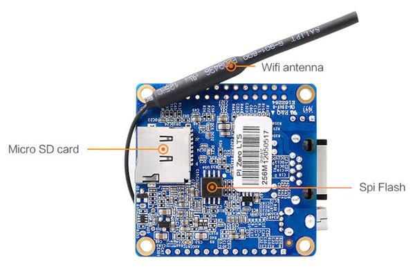 Состоялся официальный анонс компьютера Orange Pi Zero LTS V1.5 за ,5