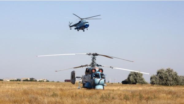 Морская авиация Вооруженных сил Украины завершила учения над Черным морем