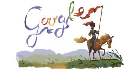 Google - cегодняшний дудл посвящен юбилею Пантелеймона Кулиша