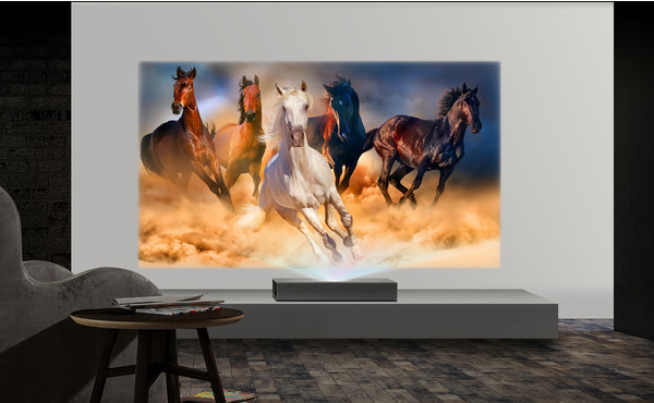 Новая линейка проекторов от компании LG